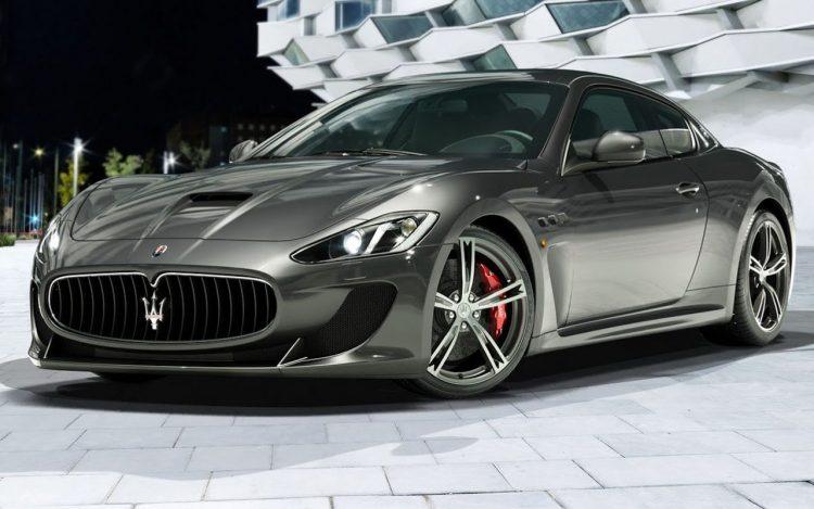 Технические характеристики Maserati GranTurismo МС Stradale