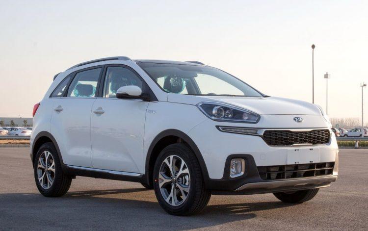 Kia KX3 2020-2021 года в новом кузове