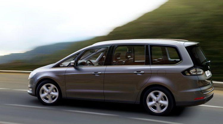 Ford Galaxy (Форд Галакси) Минивэн