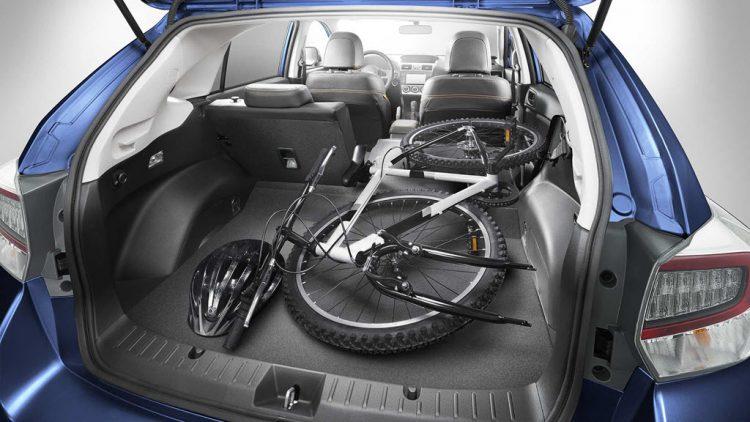 Экстрим не чужд Subaru XV