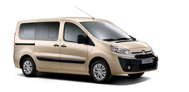 Citroen Jumpy Multispace (Ситроен Jumpy Multispace)