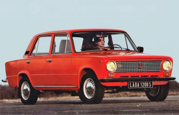 Копия автомобиля года 1966 из Тольятти