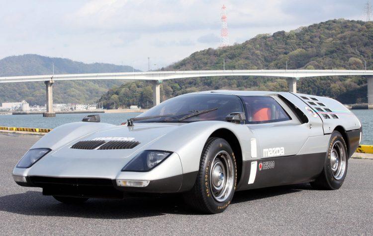 Концепткар Mazda RX-500 1970 года