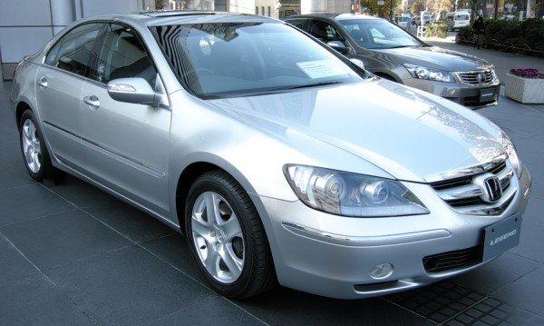Honda Legend 2007 фото