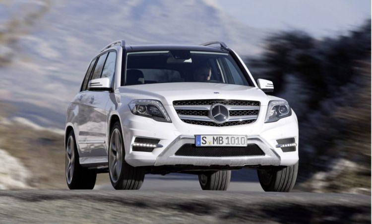 Mercedes-Benz GLK (Мерседес-Бенц GLK)