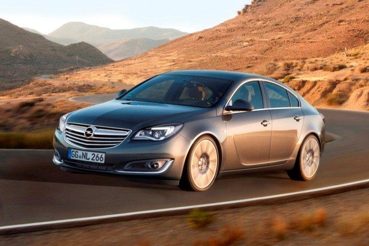 Opel Insignia 2020-2021 года