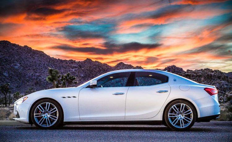 Фото Maserati Ghibli S Q4