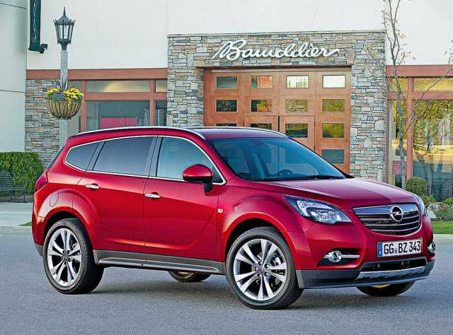 Особенности Opel Antara 2020-2021