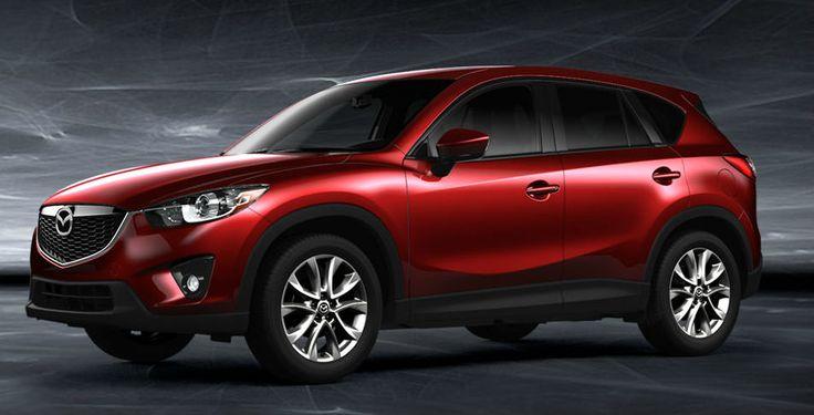Mazda CX-5 2016-2017