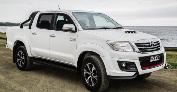Особенности Toyota Hilux 2016-2017 модельного года