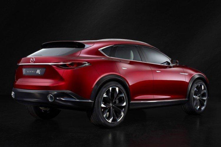 Внешний вид Mazda CX-4 2017 модельного года
