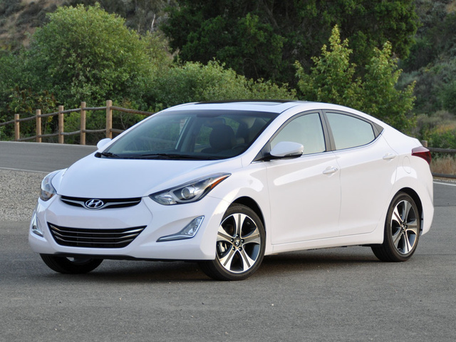 Особенности Hyundai Elantra 2016-2017 модельного года