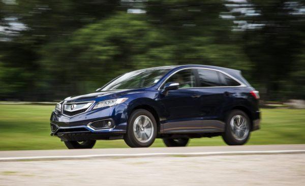 Тест-драйв Acura RDX 2016-2017
