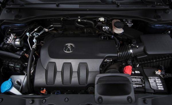 Мощный двигатель в 285 сил