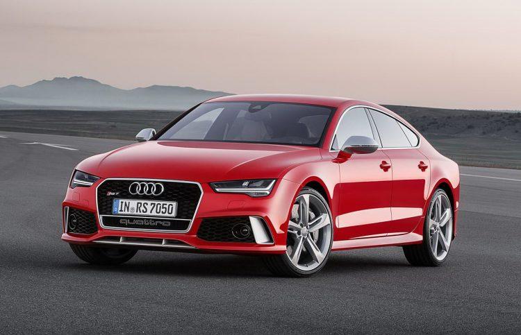 Audi A5 Sportback 2020-2021 года