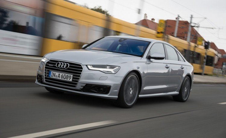 Комплектации и отзывы владельцев Audi A6