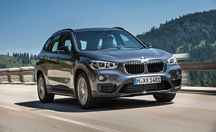 Новый BMW X1 2020-2021 модельного года