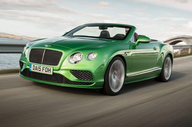 Особенности Bentley Continental GT 2016-2017 модельного года