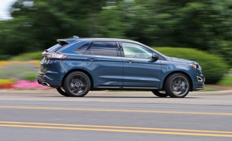 Тест-драйв нового Форд Эдже 2016-2017 года