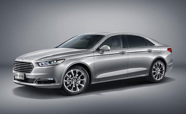 Технические характеристики Форд Таурус 2020-2021