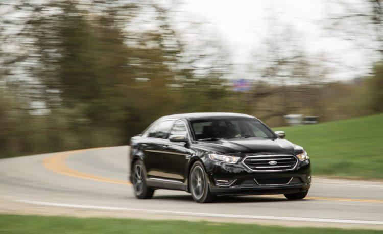 Ford Taurus Limited 2020-2021 модельного года
