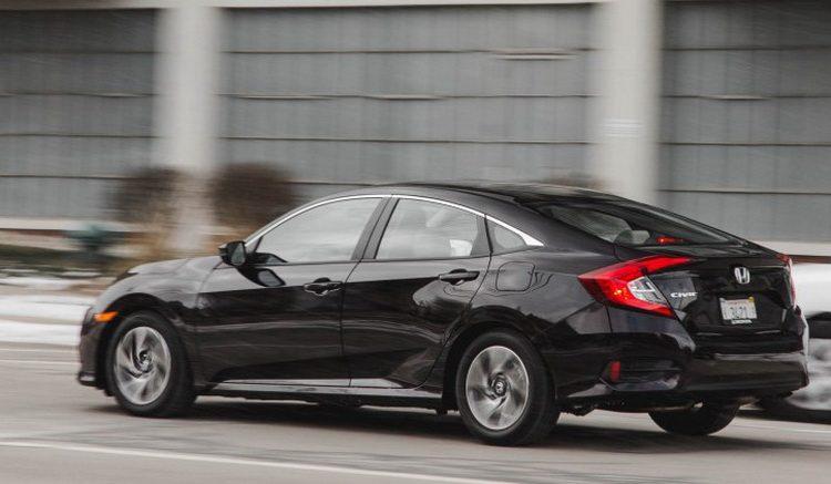 Honda Civic (Хонда Цивик)