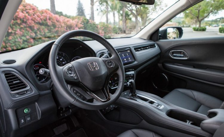 Технические характеристики Honda HR-V