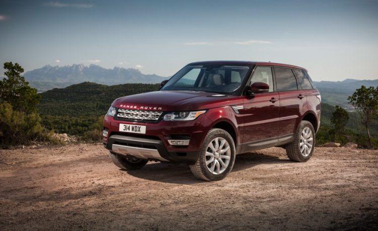 Range Rover Sport 2020-2021 года