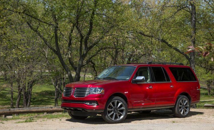 Lincoln Navigator 2020-2021 года