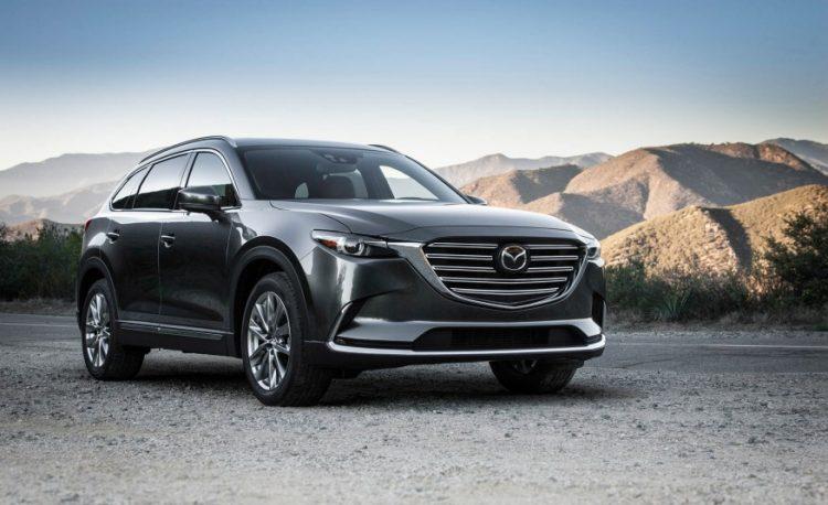 Mazda CX-9 2017 года в новом кузове