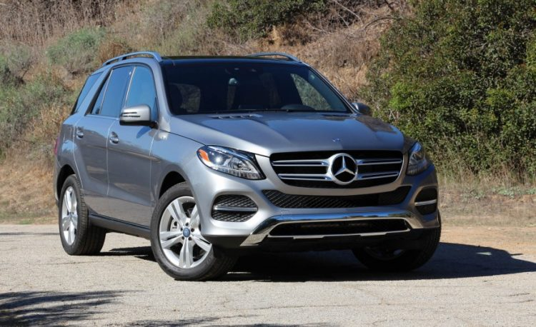 Mercedes Benz GLE400 4matic 2016-2017 года