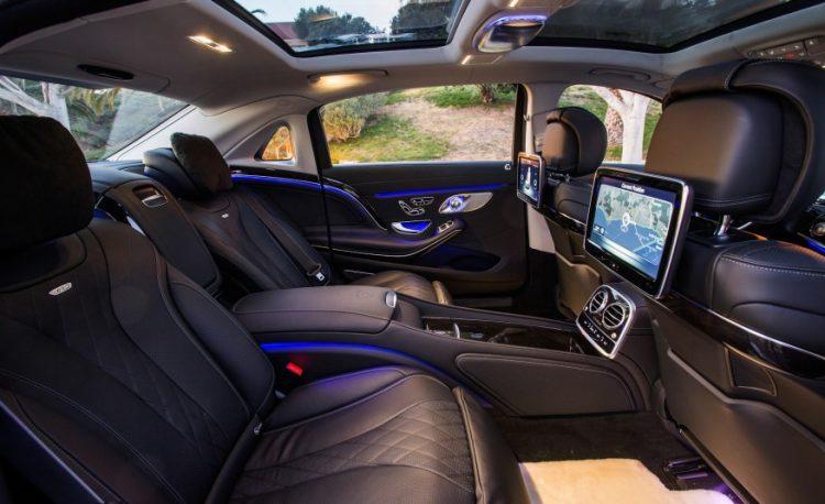 Все в этом автомобиле сделано для комфорта пассажиров