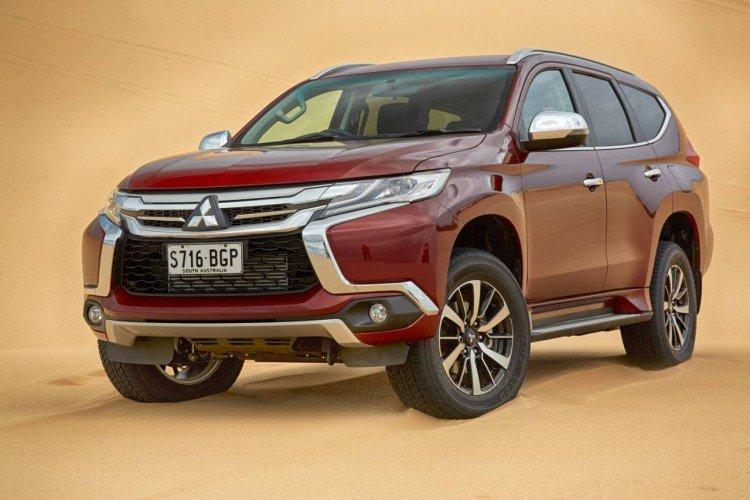 Новое поколение Mitsubishi Pajero наступает с 2017 года