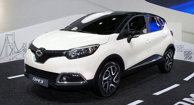 Технические характеристики Renault Captur 2016 модельного года