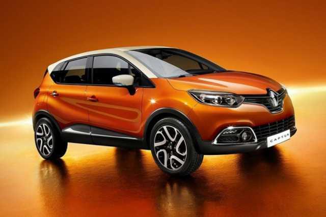 Особенности Renault Captur