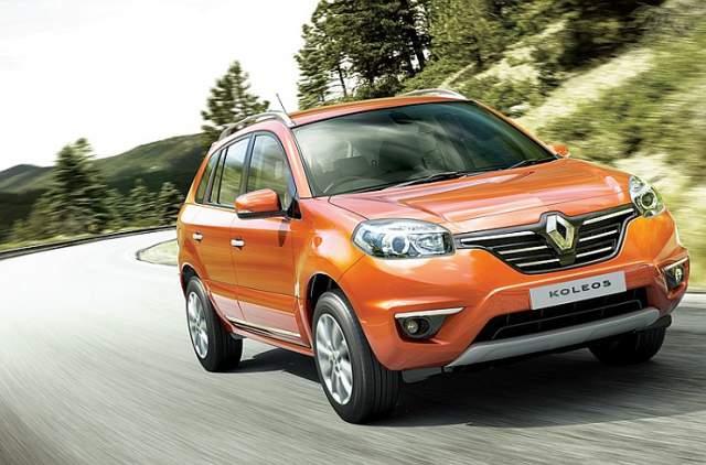 Особенности Renault Koleos 2017 модельного  года