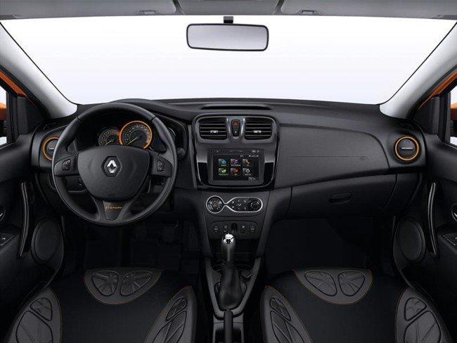 Cfkjy Renault Sandero Stepway 2016 модельного года