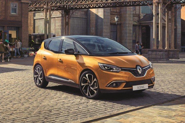 Недостатки Renault Scenic