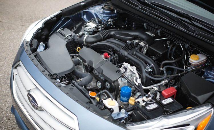 Оппозитные двигатели - то, что выделяет Субару на автомобильном рынке