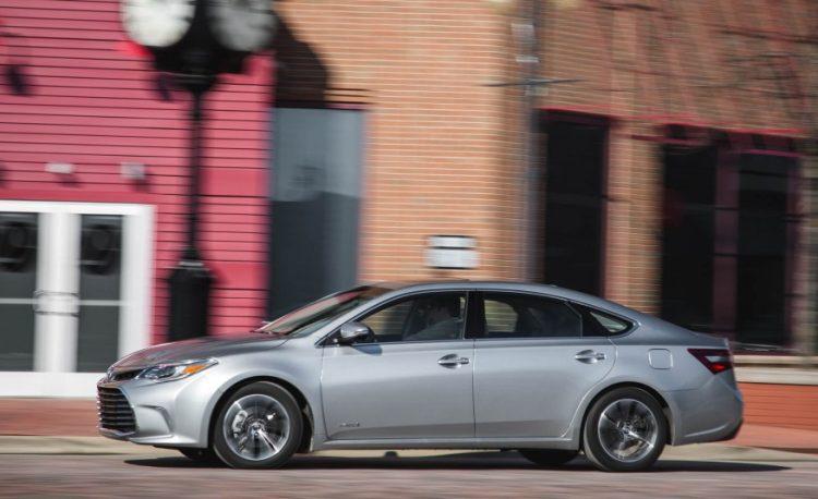 Технические характеристики Тойота Авалон в новом кузове