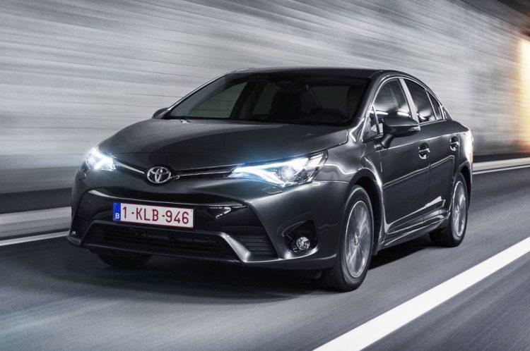 Особенности Toyota Avensis 2016-2017 года