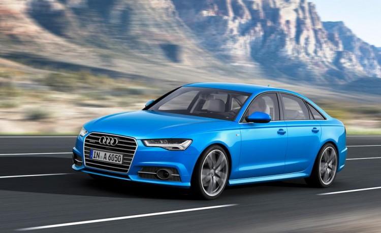 Особенности Audi A6