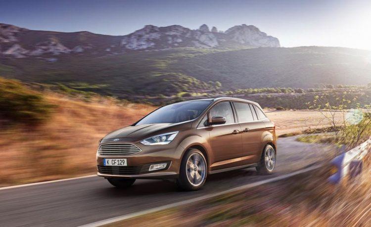 Комплектации и стоимость нового Форд С Макс 2020-2021 года