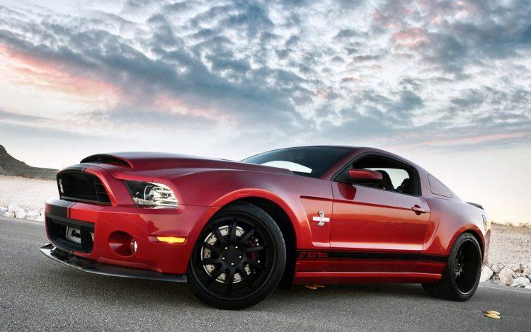 Возрождение былой славы - Ford Mustang Shelby GT500 2016-2017 года