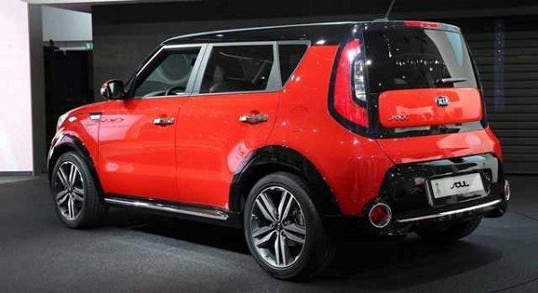 Эволюция Kia Soul 2020-2021 модельного года