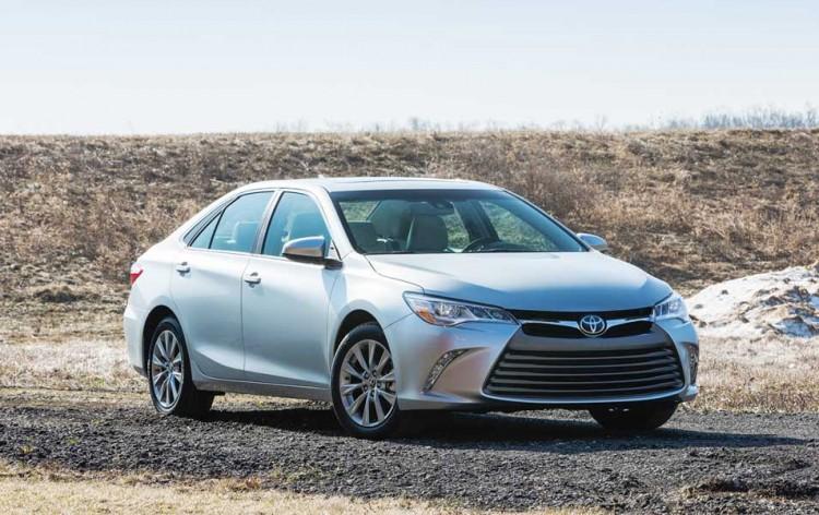 Особенности Toyota Camry 2017-2018 модельного года