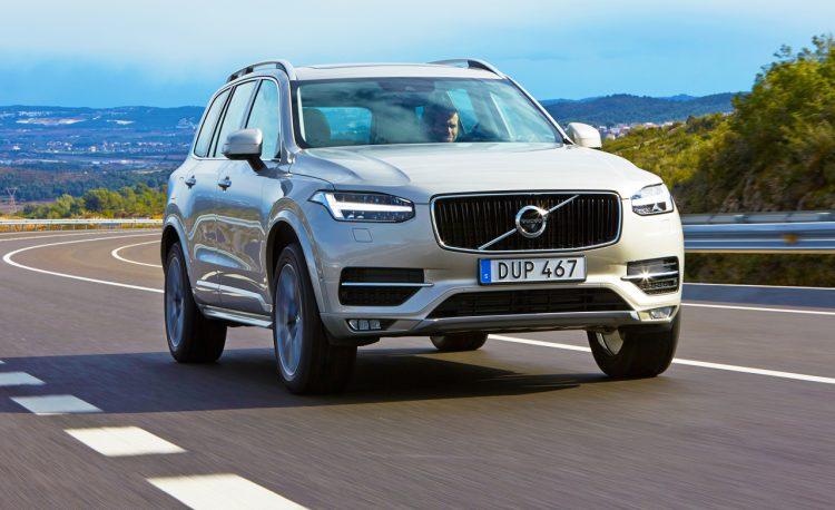 Особенности Volvo XC90 2020-2021 модельного года