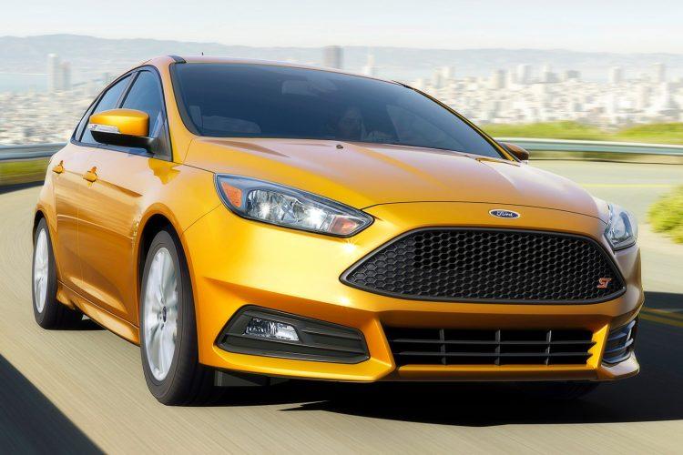 Ford Focus (Форд Фокус) Хэтчбек