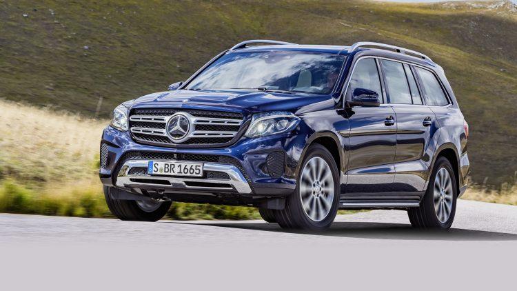 Mercedes-Benz GLS (Мерседес-Бенц GLS)