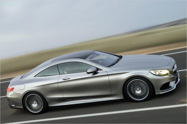 Mercedes-Benz S-Класс (Мерседес-Бенц S-Класс)